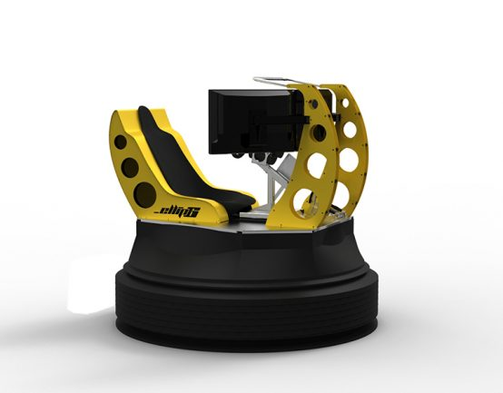 sensation pilotage virtuel