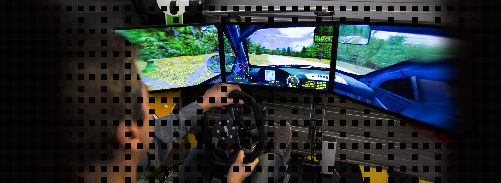virtual driving Lohéac